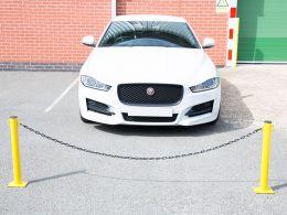 Car Park Security Posts