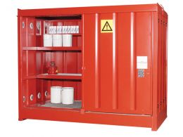 Hazardous Chemical Cabinet