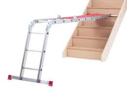 Combi Ladder and Platform