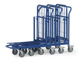 Double Platform Nesting Trolley