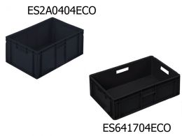 Euro Stacking Solid Containers