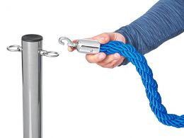 Security Rope Barriers