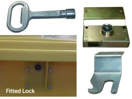 Fitted Lid Lock