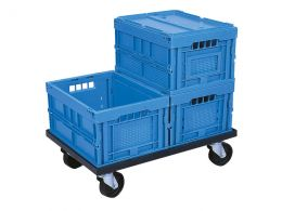 Folding Distribution Containers
