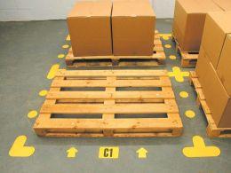 """""""Footprint"""" Floor Signals"""