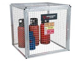 Gorilla Gas Cylinder Cage GGC4