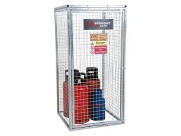 Gorilla Gas Cylinder Cage GGC5