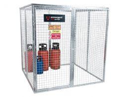 Gorilla Gas Cylinder Cage GGC9
