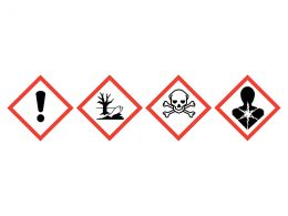 Hazardous Chemical Storage Cabinet