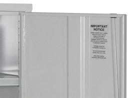 Hazardous Material Storage Cabinet