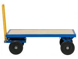 Heavy Duty Turntable Trolley