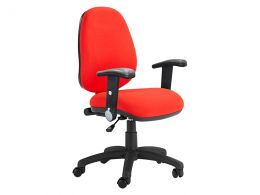 High Back - Permanent Contact Back Chair