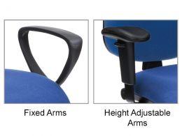 High Back - Synchro Mechanism Chair