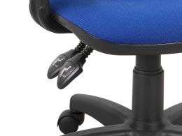 High Back - Twin Lever Office Chair