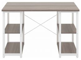 Home Office Desk with Storage