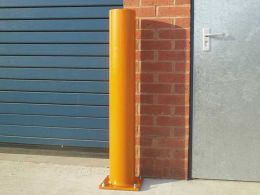 Vehicle Impact Bollards