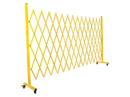 Large Expandable Barrier