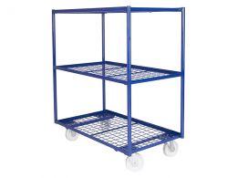 Metal Trolley With Wheels