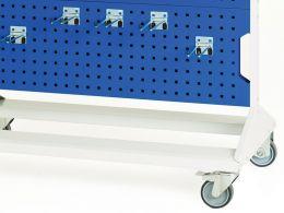 Mobile Perfo Panel Racks
