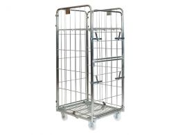 Mobile Cage Trolley