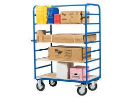 Mobile Shelf Trolley