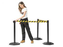 Outdoor Retractable Barrier