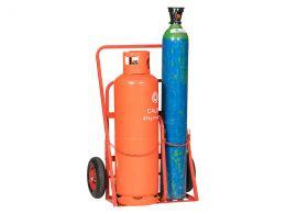 Oxygen Trolley