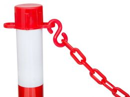 Plastic Chain Posts