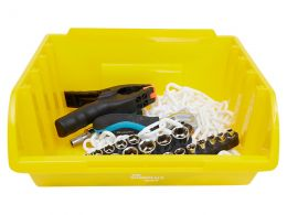 Plastic Parts Storage Bins