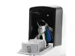 Push Button Key Box
