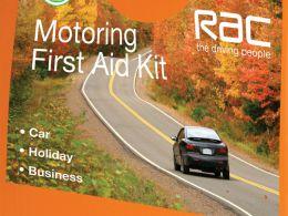 RAC Vivo Motoring First Aid Kit