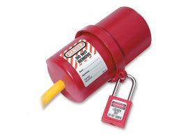 Rotating Electrical Plug Lockout