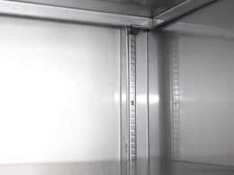 Stainless Steel Hazardous Cabinet