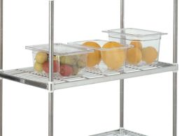 Stainless Steel Kitchen Wire Shelving