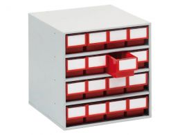 Storage Bin Cabinets