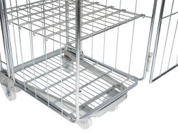 Storage Cages on Wheels