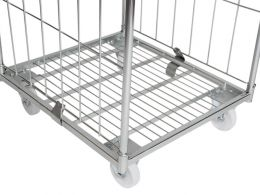 Supermarket Roll Cage Trolley