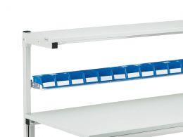 Metal Shelf for Picking / Stacking Bins (1200W)