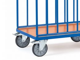 Heavy Duty Flat Bed Trolley