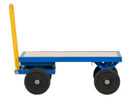 Turntable Hand Truck