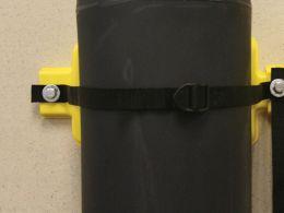 Universal Gas Cylinder Wall Bracket