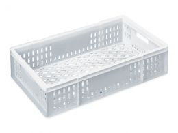 Ventilated Plastic Food Container