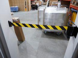 Retractable Barrier