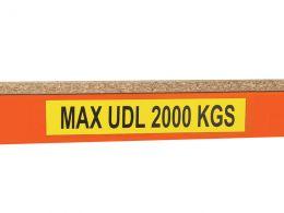 Warehouse Information Label