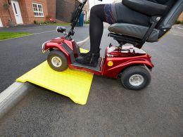 Wheelchair Kerb Ramp