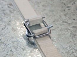 Woven Strapping Metal Buckles