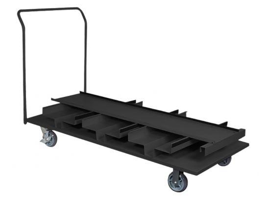 18 Post Vertical Storage Trolley
