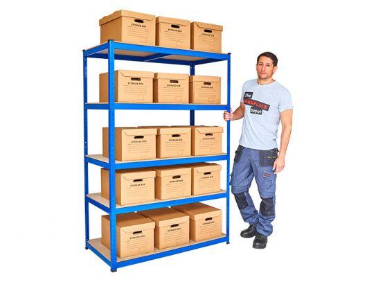 Archive Box Shelving
