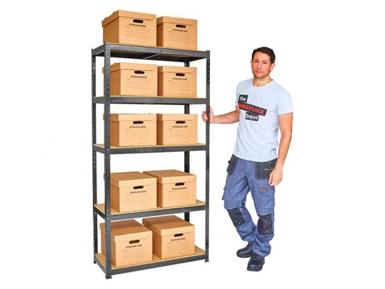 Archive Storage Shelving