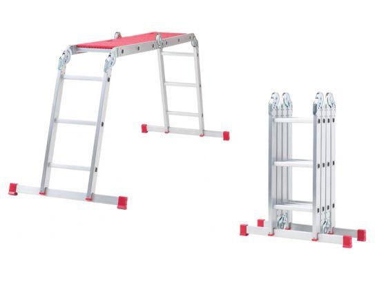 Combi Ladder and Platform